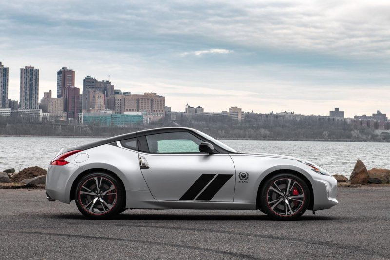 NISSAN 370Z 50TH ANNIVERSARY EDITION 2020 - Ecomotori News ...
